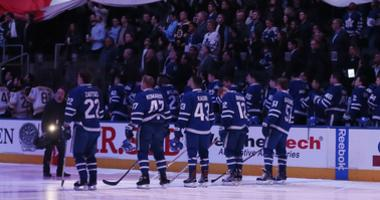 Bruins, Leafs address Toronto tragedy ahead of Game 6