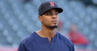 We have an idea when Xander Bogaerts will be returning
