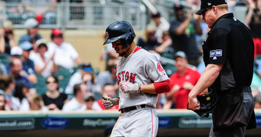 Red Sox 9, Twins 2: Top of order, Rick Porcello lead team to much-needed win