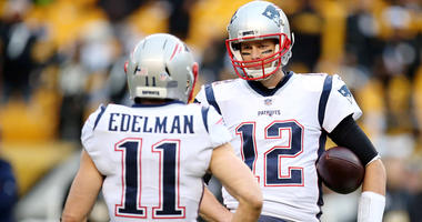 Julian Edelman recalls meeting Tom Brady for first time: 'I almost dropped my book'