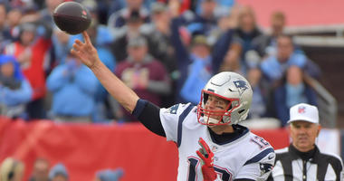 Tom Brady reacts to being ranked dead-last in QB rating against blitz: 'I haven't studied that as much'