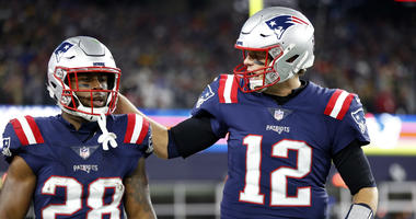 Sunday 7: James White is undoubtedly Patriots' MVP so far this season