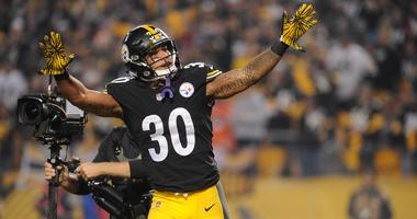 Patriots appear to avoid facing James Conner, but may have new receiver to deal with vs. Steelers