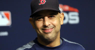 Alex Cora on OMF responds to Astros' shady business in ALCS: 'Paranoia is working for us'