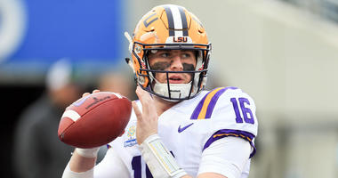 Sunday 7: Why what happened at LSU to QB Danny Etling makes him perfect player to backup Tom Brady