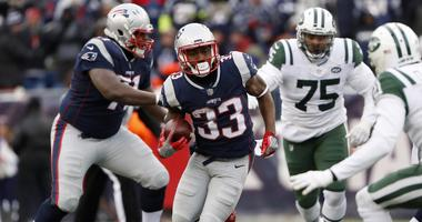 New Titans running back Dion Lewis: Patriots didn't want me