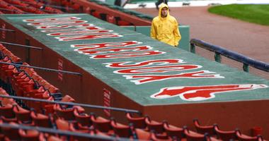 Marathon Monday Red Sox-Orioles game postponed