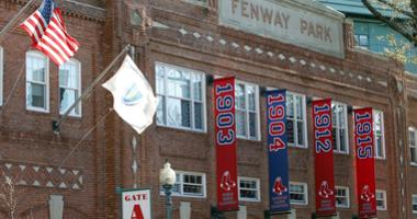 Police investigating whether viral Malden guys found Red Sox banner or stole it