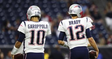 Hannable: Tom Brady's attitude shift has everything to do with Jimmy Garoppolo's absence