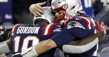 Tom Brady has spent late nights and early mornings with Josh Gordon since his arrival in New England