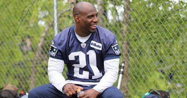 Duron Harmon explains he switched to No. 21 because he needed change