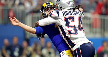 New England Patriots linebacker Dont'a Hightower