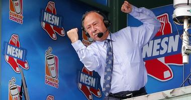 Jerry Remy declares himself 'cancer free for now and hopefully forever'