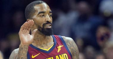 Marcus Smart challenges J.R. Smith to fight