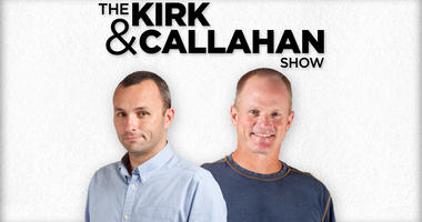 Audio: Bleacher Report's Kelly Scaletta loses his mind with Kirk & Gerry