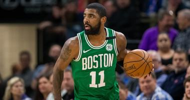 Kyrie Irving headed for second opinion on injured knee