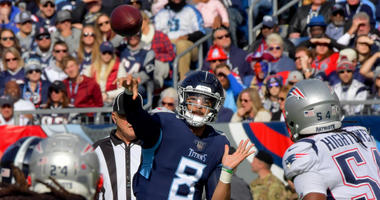 Titans 34, Patriots 10: 10 quick thoughts on ugly loss