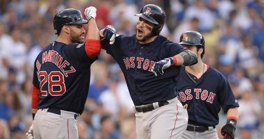 Red Sox bringing Steve Pearce back on 1-year deal