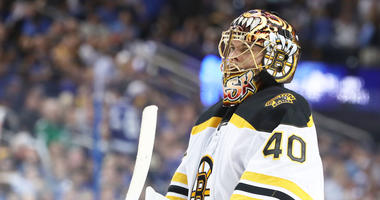Tuukka Rask back on ice after leave of absence