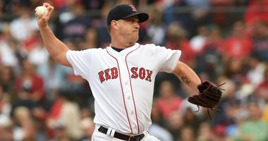 Steven Wright says he's ready to pitch in World Series if needed