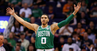 Jayson Tatum fortifies bond with Kobe Bryant in video that shows their similarities
