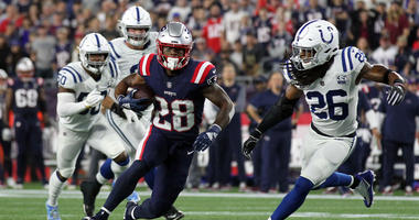 The conversation that made James White's NFL career