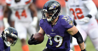 Report: Patriots have expressed interest in RB Danny Woodhead