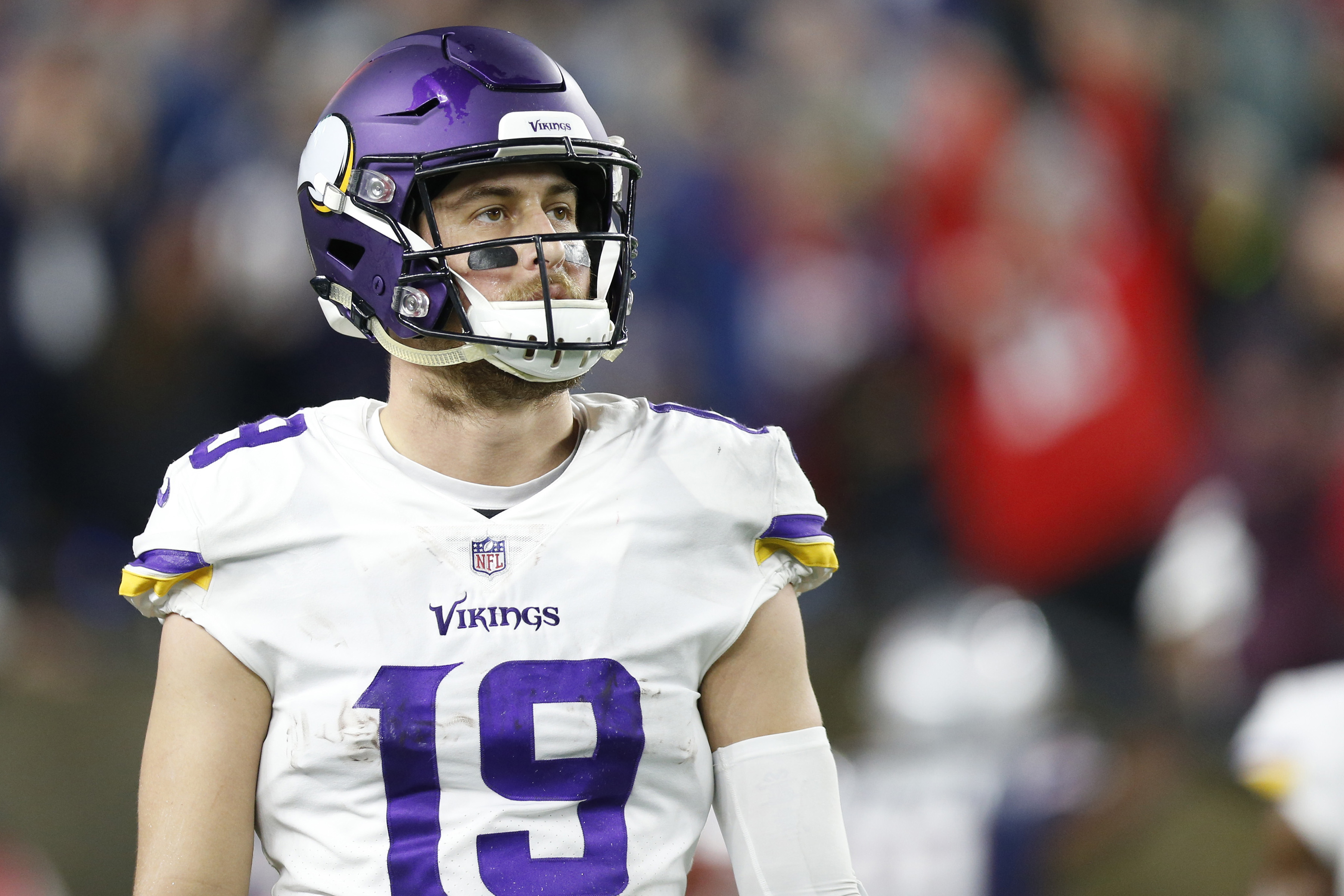 Bill Belichick on OMF details exchange with Adam Thielen: 'I have a lot of respect for him and the way he plays the game'