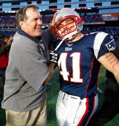 Ray Ventrone Returns To Patriots As Special Teams Assistant Coach Weei