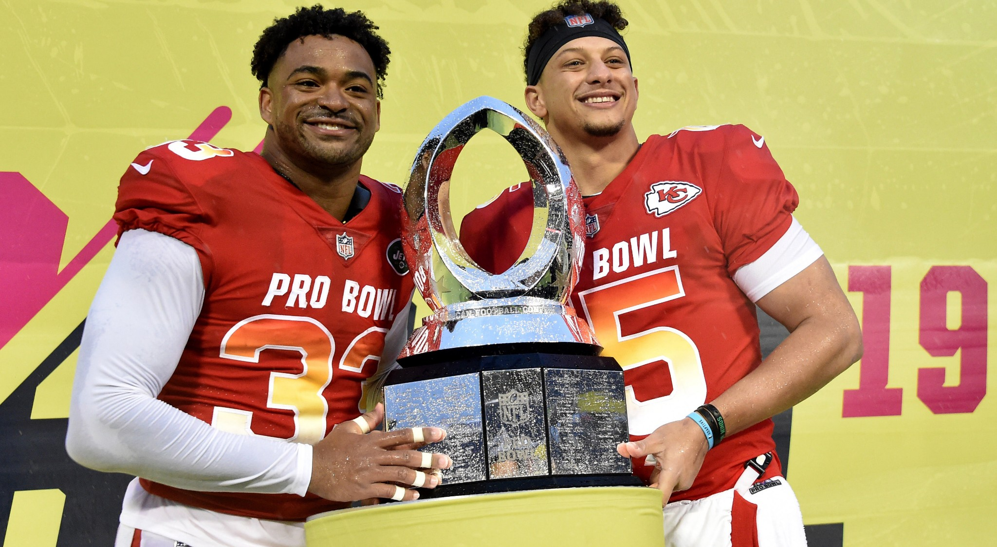 0893b5f0 All The Best Photos From The 2019 NFL Pro Bowl · Mike Francesa