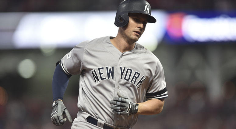 Yankees' Greg Bird expected to return from DL Saturday