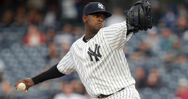 Yankees right-hander Luis Severino