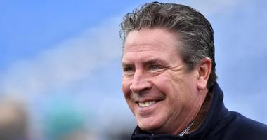 NFL Hall of Fame quarterback Dan Marino