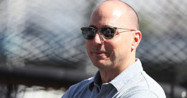 Yankees general manager Brian Cashman