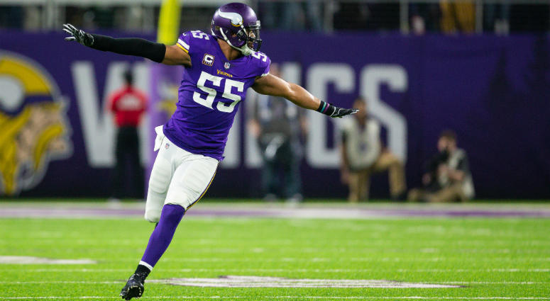 New York Jets sign Anthony Barr: Grade, reaction and more