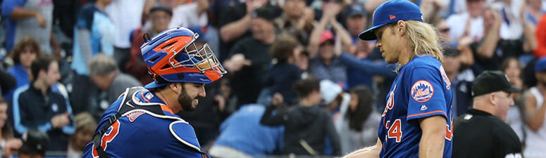 Mets End Disappointing Season With A Thor Shutout