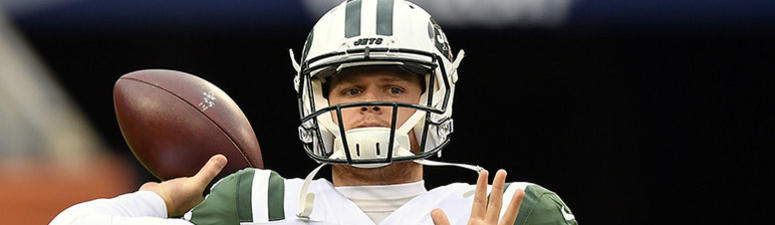 Darnold Questionable For Titans Game