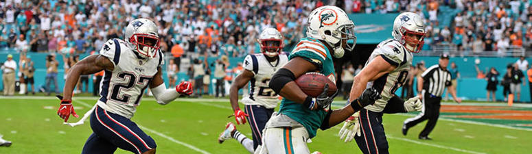 Dolphins Beat Patriots 34-33 On Miraculous Play