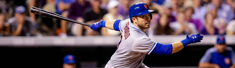 Mets catcher Travis d'Arnaud