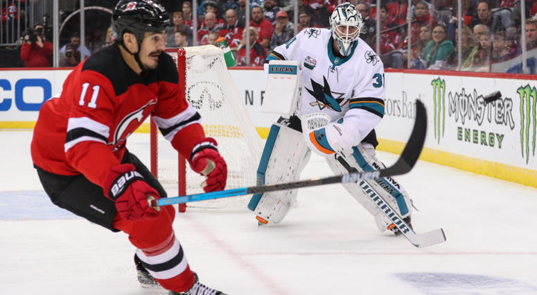 598f04a76 New Jersey Devils Place Brian Boyle On Injured Reserve Recall Pavel ...