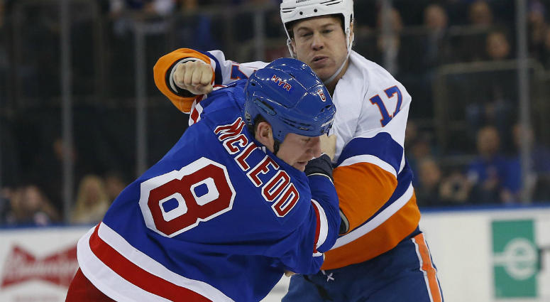 Rangers Need To Realize Enforcers Like Cody McLeod Are Obsolete In ... dabc47ef9