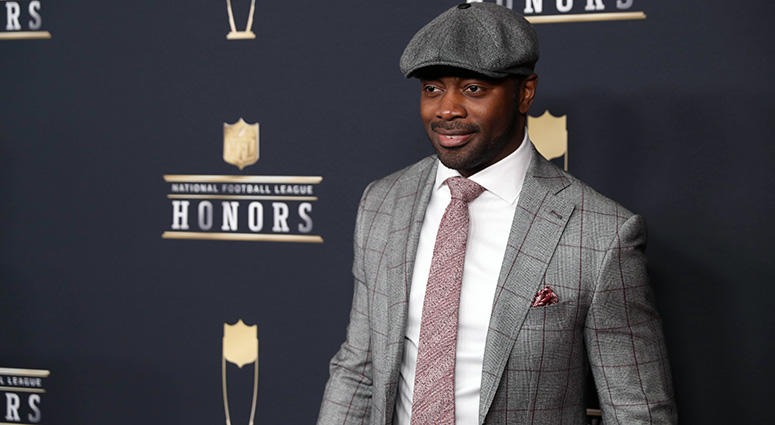 Curtis Martin during red carpet arrivals for the NFL Honors show at Cyrus Northrop Memorial Auditorium at the University of Minnesota on Feb 3, 2018.