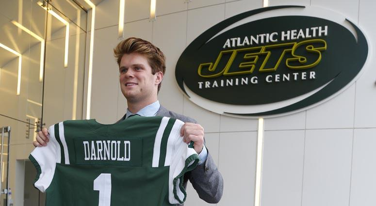 Sam Darnold On Wfan Mark Sanchez Reached Out 'what To Expect Rhwfanradio: Ny Jets Radio At Gmaili.net