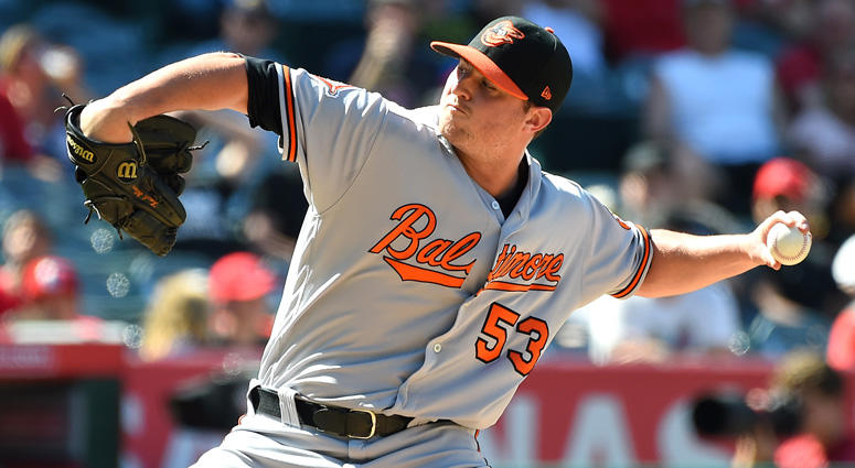 Zach Britton traded to the Yankees