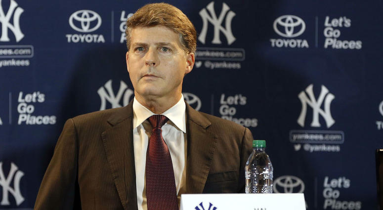 Yankees managing general partner Hal Steinbrenner