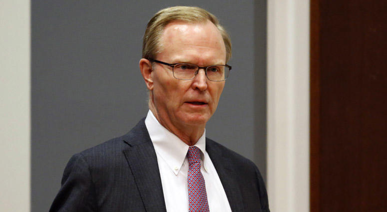 Giants co-owner John Mara