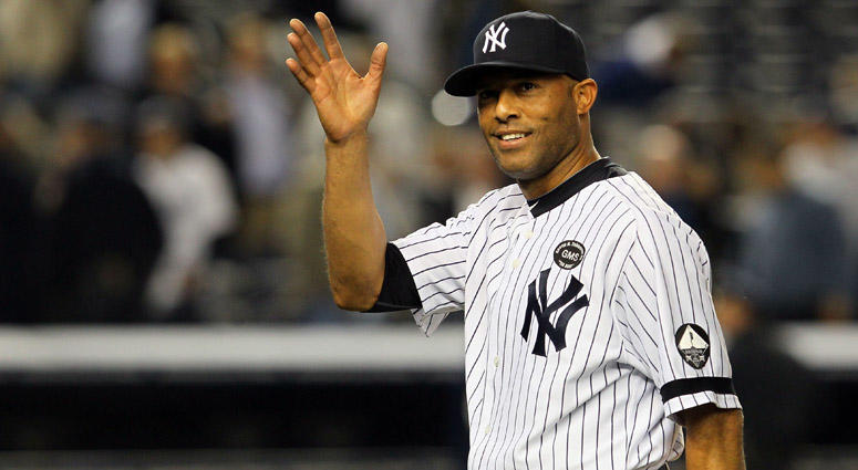 Mariano Rivera in 2009