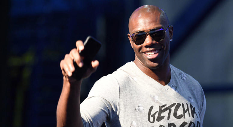 Terrell Owens Hints On WFAN He Has Trick Up Sleeve For Hall Of Fame ... 31e87a4c8