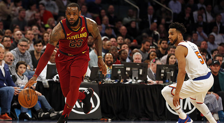 Decisions, Decisions: What will LeBron James do this summer?