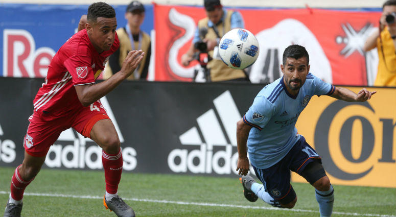 c9f1fcb12 'Soccer In The City' Podcast: NYCFC Shut Out By Red Bulls, LAFC On Deck